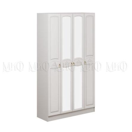 Шкаф Александрина ШК Белый глянец