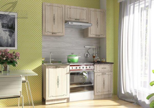 Кухонный гарнитур Дарья ком 2 1