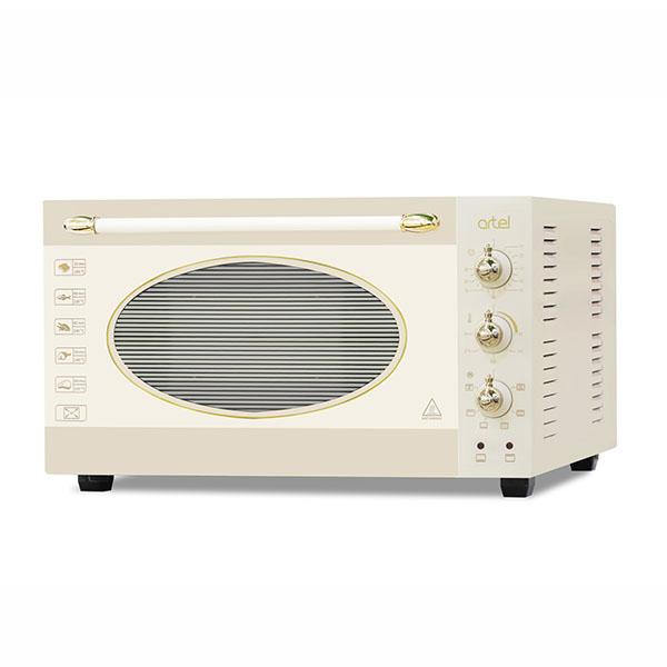 Духовая мини-печь ARTEL MD4218L RETRO 1 <h3><strong>Уточняйте наличие и цену перед покупкой</strong></h3> <h4>Доставка от 1-3 дней</h4>