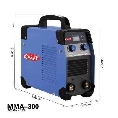 Сварочный аппарат Craft MMA-300 IGBT 1 <h3><strong>Уточняйте наличие и цену перед покупкой</strong></h3> Доставка от 1-3 дней