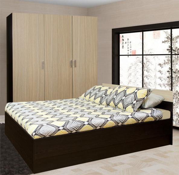 Спальный гарнитур Уют Базис б/м 1 <h3><strong>Уточняйте наличие и цену перед покупкой</strong></h3> <h4>Доставка от 1-3 дней</h4>