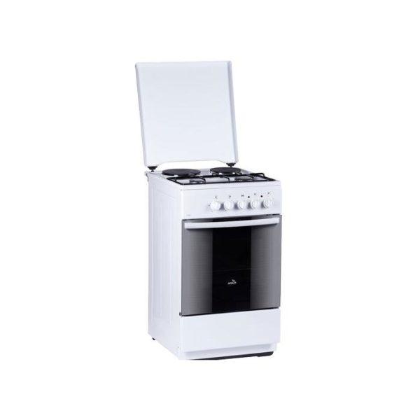 Плита комбинированная FLAMA RK2211-W 1 <h3><strong>Уточняйте наличие и цену перед покупкой</strong></h3> Доставка от 1-3 дней